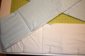 Crib Skirt Dimensions Elle Apparel Crib Bedding 101