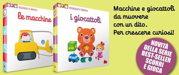 Libri per bambini da regalare a pasqua for Elettrodomestici da regalare